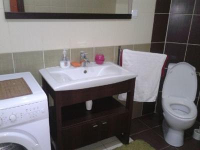 Kwatery u Edyty w Prochowicach łazienka widok1